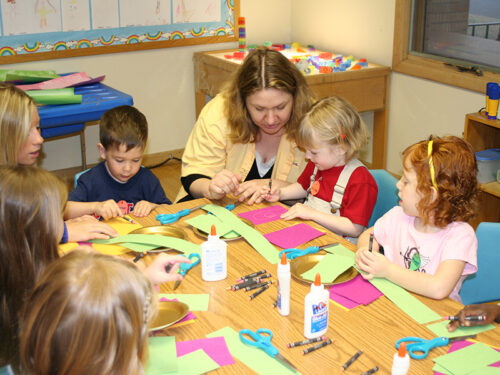 The Child Care Center at Riviera Presbyterian Church
