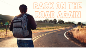 Sermon – Back on the Road Again – Journey #2